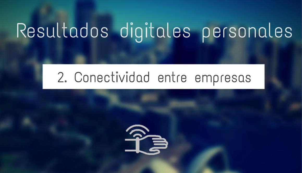 conectividad entre empresas port