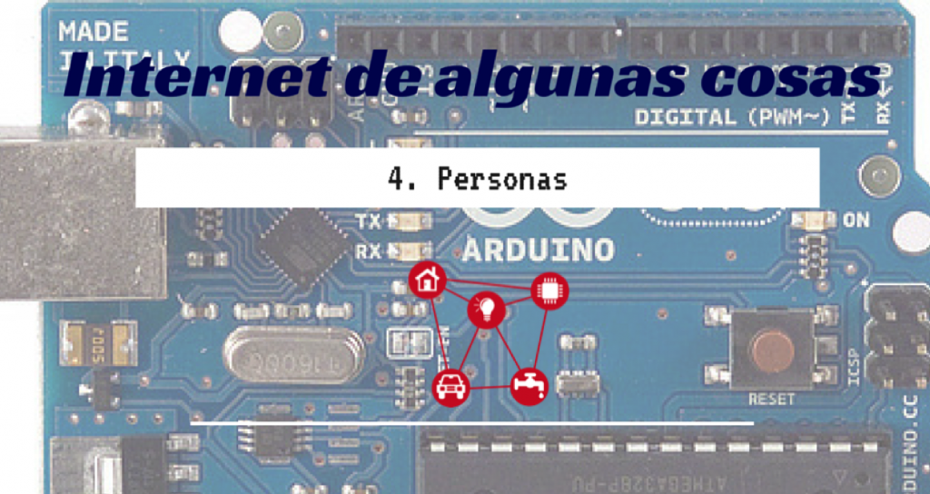 Internet of Things. Personas